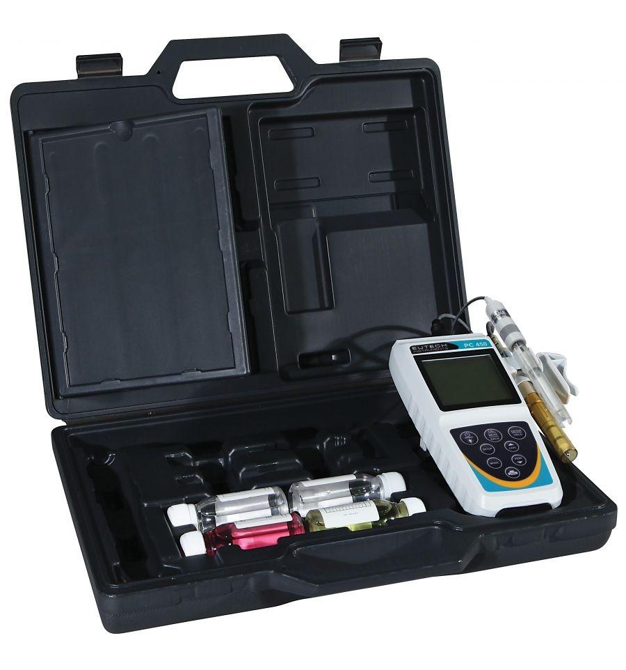 Eutech PC 450 Meter Kit :...
