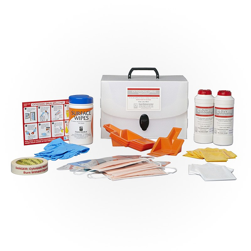 Cytotoxic Drug Spills Kit