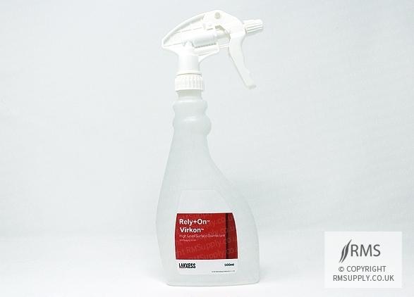 Rely+On™ Virkon™ Disinfectant Spray Bottle