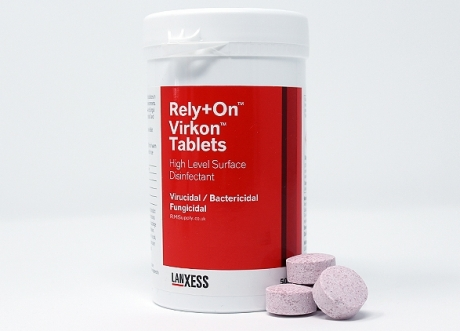 Rely+On™ Virkon™ tablets 50 x 5gm
