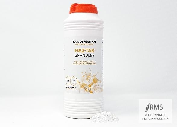 Haz Tab bottle