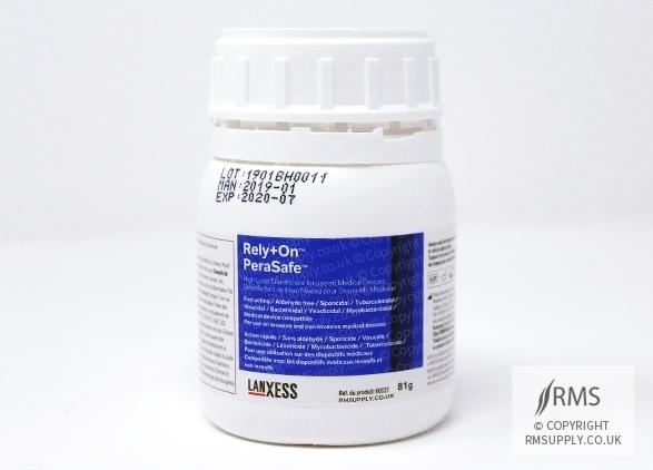 Perasafe 81 gram bottle