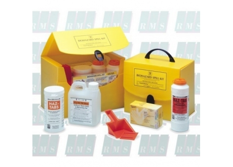 Large Biohazard Spills Kit