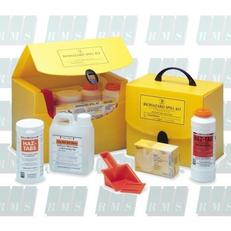 Medium Biohazard Spills Kit