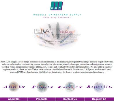Rmsupply new website